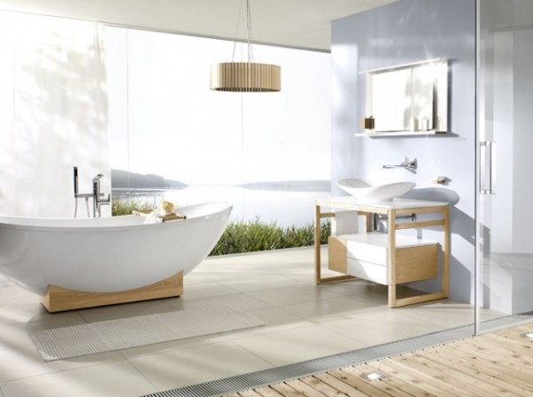Salle de bains Nature