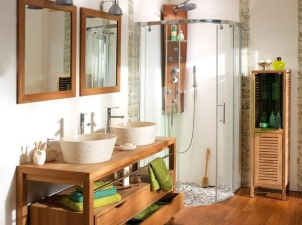 Une Salle de bain Nature, pour se Ressourcer !