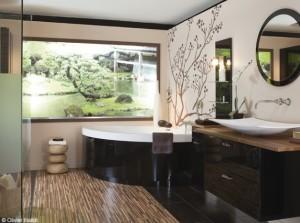 photo Salle de bain zen Olivier Hallot