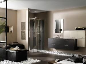 Salle de bain zen Delpha