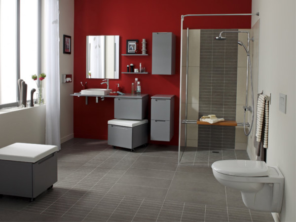 La Douche Italienne Du Luxe Dans Votre Salle De Bain