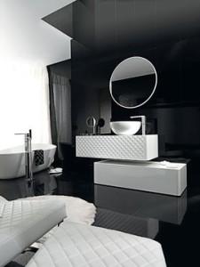 photo salle de bain contemporaine porcelanosa