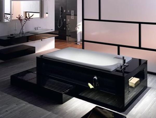salle de bain zen pour une d tente optimale. Black Bedroom Furniture Sets. Home Design Ideas