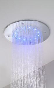 La pomme de douche l 39 accessoire design de votre salle de bain - Pomme de douche encastrable ...