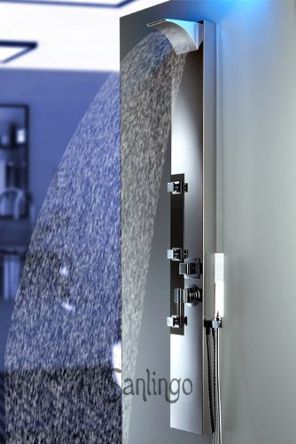 la pomme de douche l 39 accessoire design de votre salle de bain. Black Bedroom Furniture Sets. Home Design Ideas