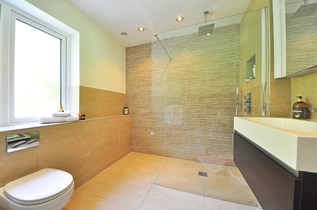 comment installer une douche italienne