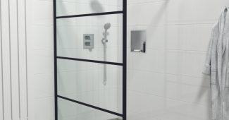 cout d'une paroi de douche italienne